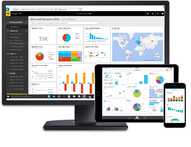 Business Intelligence Software Strategic Industry Solutions Inc